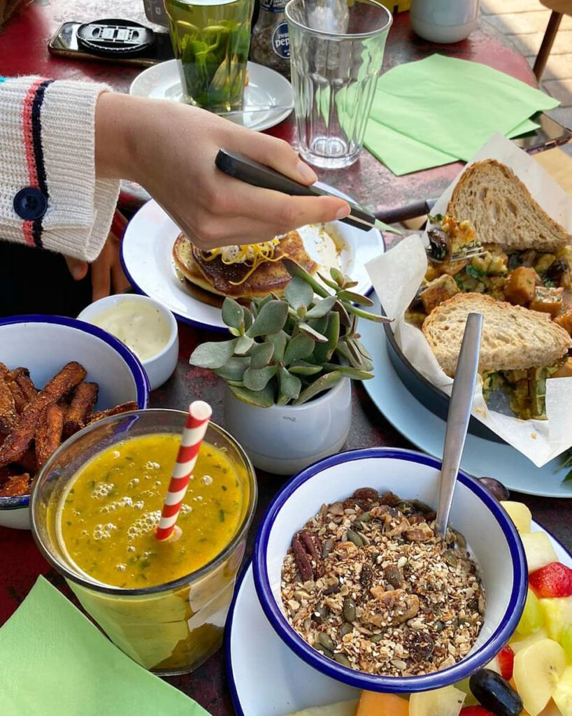 Food Bloggers Appeltje Eitje Keizerstraat