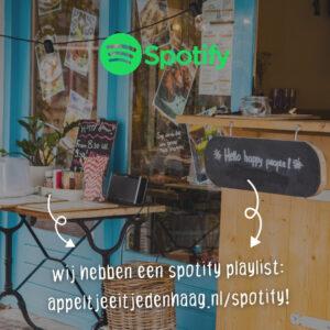 Appeltje Eitje Spotify